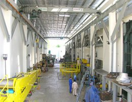Fabrication Facilities