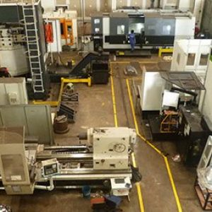 Machining Services 1